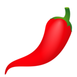 Hot Pepper on JoyPixels 6.5