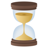 Hourglass Not Done on JoyPixels 6.5