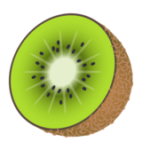 Kiwi Fruit on JoyPixels 6.5