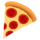 Pizza on JoyPixels 6.5