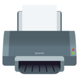 Printer on JoyPixels 6.5