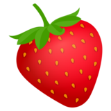 Strawberry on JoyPixels 6.5