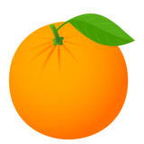 Tangerine on JoyPixels 6.5