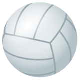 Volleyball on JoyPixels 6.5