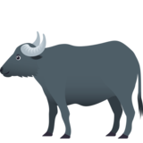Water Buffalo on JoyPixels 6.5