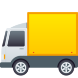 Delivery Truck on JoyPixels 6.6