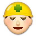 Construction Worker on LG G3