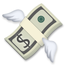 Money with Wings on LG G3