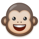 Monkey Face on LG G3