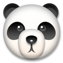 Panda Face on LG G3