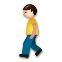 Person Walking on LG G3