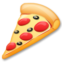 Pizza on LG G3