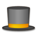 Top Hat on LG G3