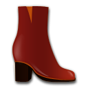 Woman's Boot on LG G3