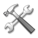 Hammer and Wrench on LG G4