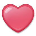 Red Heart on LG G4