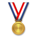 Sports Medal on LG G4