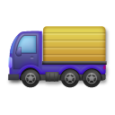 Articulated Lorry on LG G5
