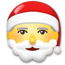 Santa Claus on LG G5