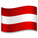 Flag: Austria on LG G5