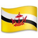 Flag: Brunei on LG G5