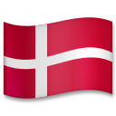 Flag: Denmark on LG G5