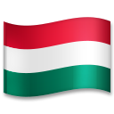 Flag: Hungary on LG G5
