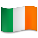 Flag: Ireland on LG G5