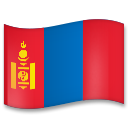 Flag: Mongolia on LG G5