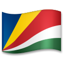 Flag: Seychelles on LG G5