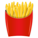 French Fries on LG G5