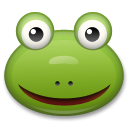 Frog Face on LG G5