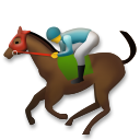 Horse Racing on LG G5