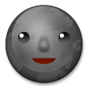 New Moon Face on LG G5