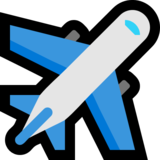 Airplane on Microsoft Windows 10 Fall Creators Update