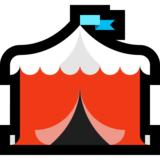 Circus Tent on Microsoft Windows 10 Fall Creators Update