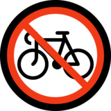 No Bicycles on Microsoft Windows 10 Fall Creators Update