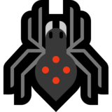 Spider on Microsoft Windows 10 Fall Creators Update