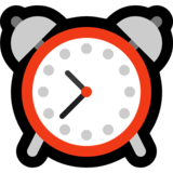 Alarm Clock on Microsoft Windows 10 April 2018 Update