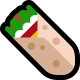 Burrito on Microsoft Windows 10 April 2018 Update