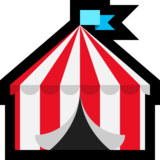 Circus Tent on Microsoft Windows 10 April 2018 Update