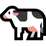 Cow on Microsoft Windows 10 April 2018 Update
