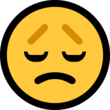Disappointed Face on Microsoft Windows 10 April 2018 Update