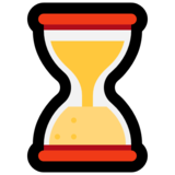 Hourglass Done on Microsoft Windows 10 April 2018 Update