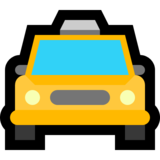 Oncoming Taxi on Microsoft Windows 10 April 2018 Update
