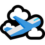 Airplane Departure on Microsoft Windows 10 October 2018 Update