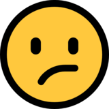 Confused Face on Microsoft Windows 10 October 2018 Update