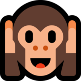 Hear-No-Evil Monkey on Microsoft Windows 10 October 2018 Update
