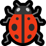 Lady Beetle on Microsoft Windows 10 October 2018 Update