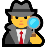 Man Detective on Microsoft Windows 10 October 2018 Update